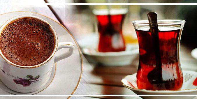 Çay ve Kahvenin Faydaları ve Zararları Nelerdir? Günde Ne Kadar Tüketilmeli!